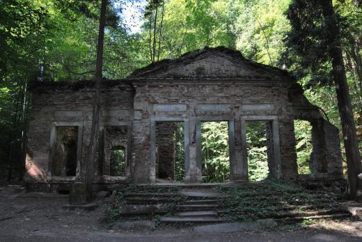 Bývalý Modrý dům