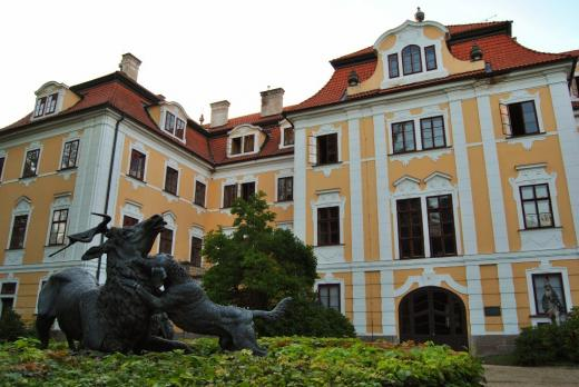 Zámek Chlum u Třeboně