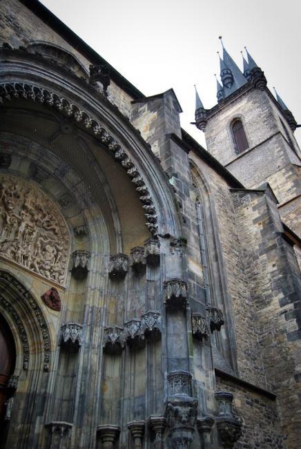 Chrám Matky Boží před Týnem (Týnský chrám)