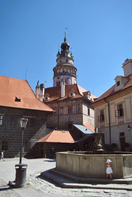 Hrad a zámek Český Krumlov