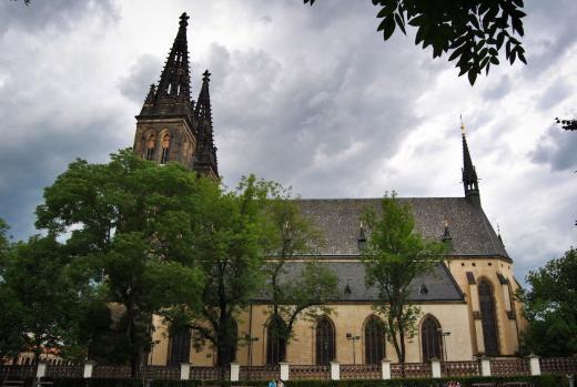 Bazilika svatého Petra a Pavla na Vyšehradě