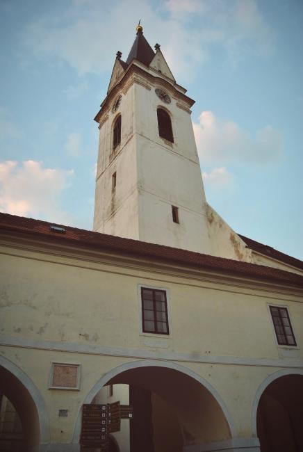 Kostel sv. Jiljí a Panny Marie Královny