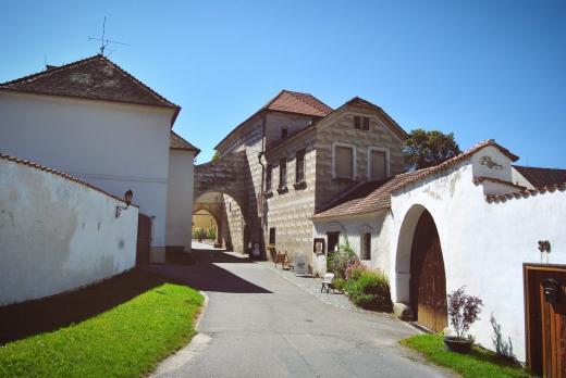 Klášter cisterciáků Zlatá Koruna