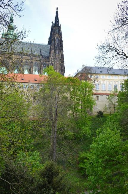Jelení příkop v Praze