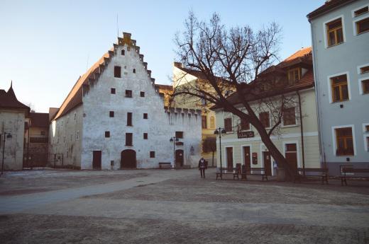 Výstavba Solnice se datuje do roku 1531. Původně sloužila jako sklad obilí, potom jako zbrojnice a nakonec zde byl sklad soli