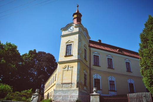 Zámek Česká Olešná