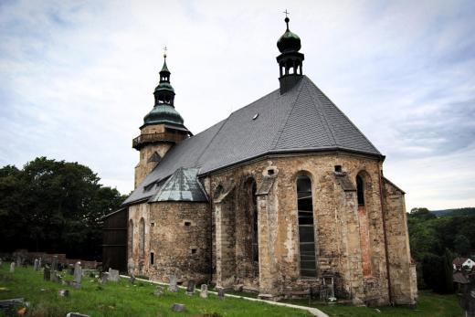 Kostel sv. Jiří v Horním Slavkově