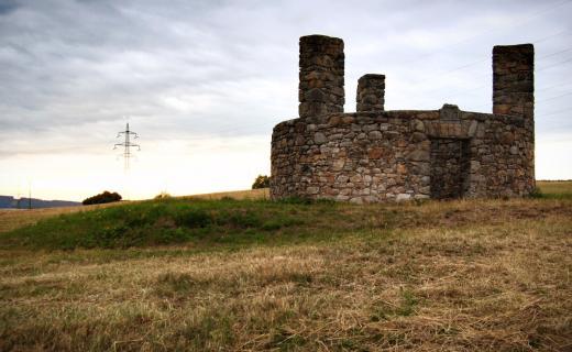 Bývalé popraviště na Šibeničním vrchu