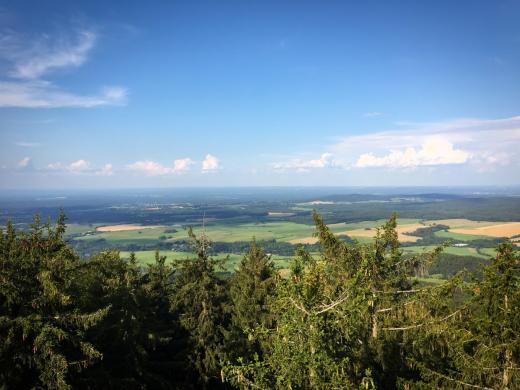 Rozhledna Kraví hora
