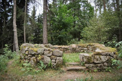 Bývalé popraviště v Bečově nad Teplou