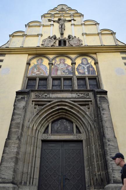 Kostel sv. Bartoloměje v Pardubicích