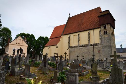 Kostel svatého Jiljí v Milevsku je římskokatolický hřbitovní filiální kostel postavený v románském slohu