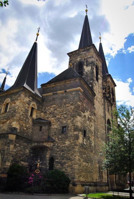 Kostel svatého Petra na Poříčí
