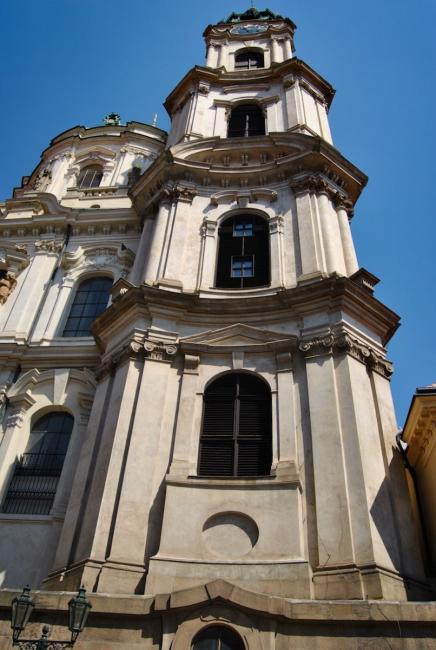 Chrám svatého Mikuláše na Malé Straně