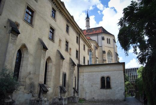 Klášter Na Slovanech (Emauzy)