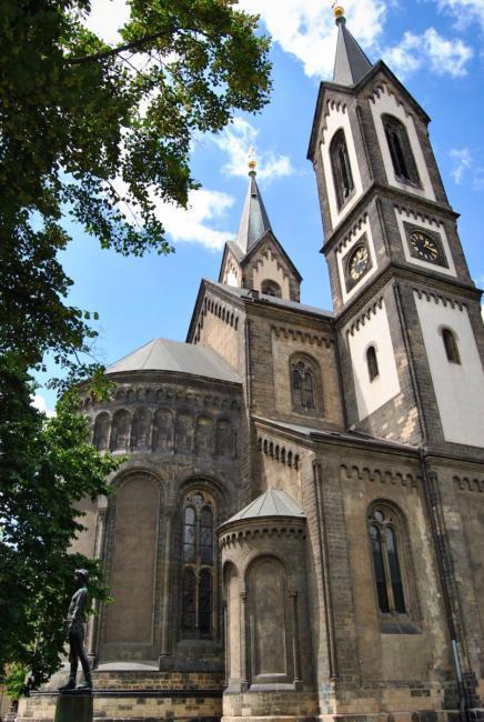 Kostel sv. Cyrila a Metoděje v pražském Karlíně