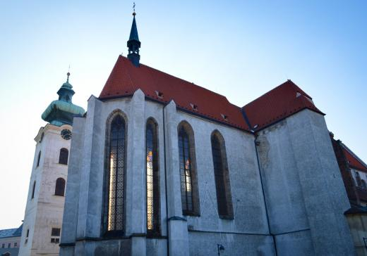 Kostel Obětování Panny Marie v Č. Budějovicích
