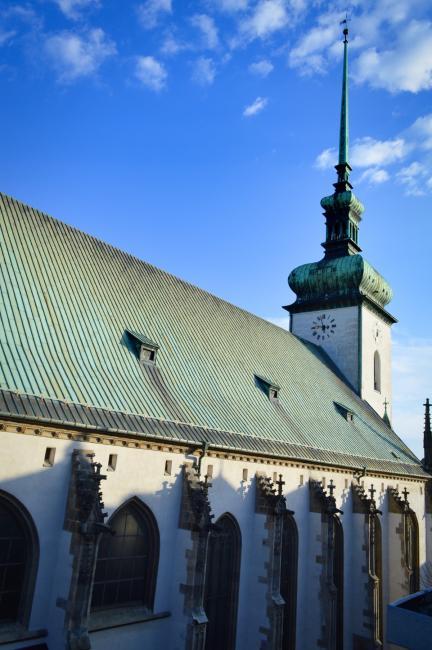 Kostel svatého Jakuba Staršího v Brně
