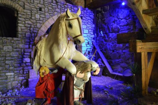 Ve věži Zelené brány je instalována expozice s názvem Kronika města Pardubic.