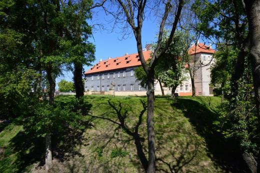 Zámecký park Brandýs nad Labem