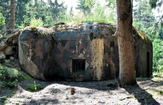 Pevnostní areál Slavonice