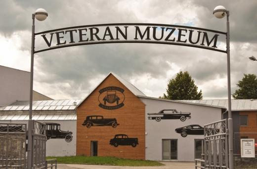 Muzeum veteránů v Nové Bystřici