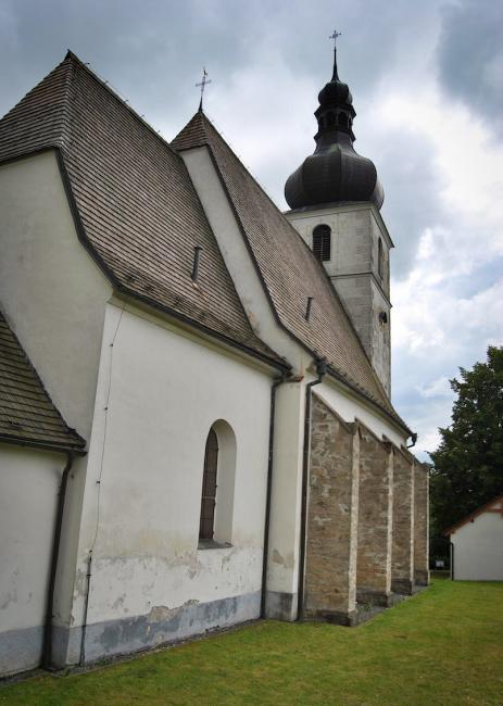 Kostel sv. Jiljí v Rychnově