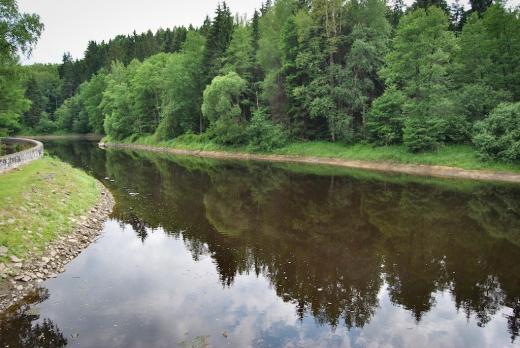 Vodní nádrž Hradiště (Soběnovská přehrada)