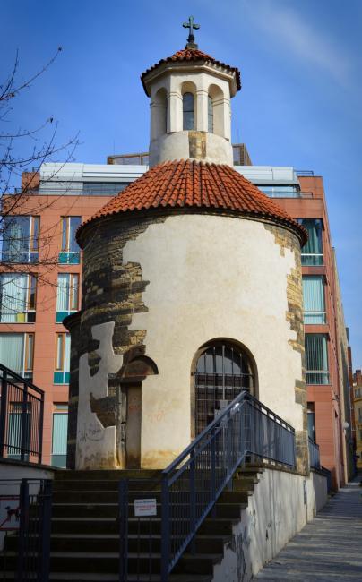 Rotunda sv. Longina Na Rybníčku