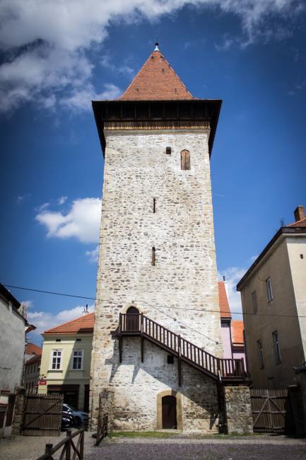 Vlkova věž ve Znojmě