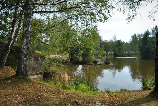 Přírodní park a rozhledna Blockheide