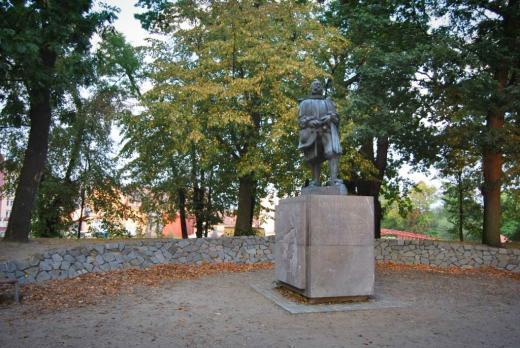 Památník Jakuba Krčína z Jelčan