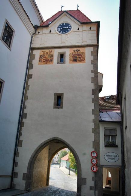 Nežárecká brána