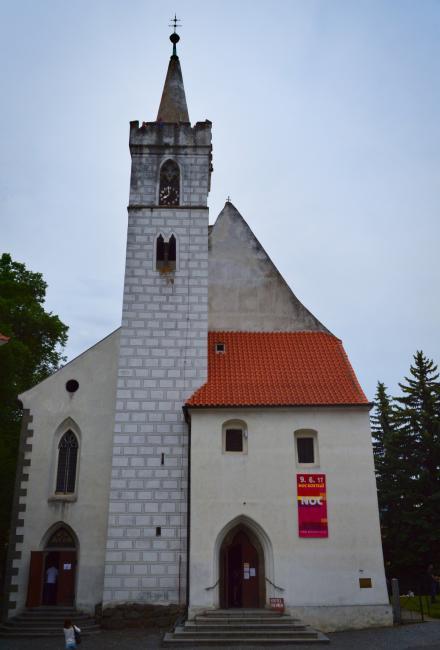 Kostel svatého Martina v Sedlčanech