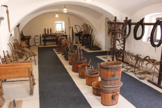 Muzeum mlynářství, pekařství a zemědělství Božetice