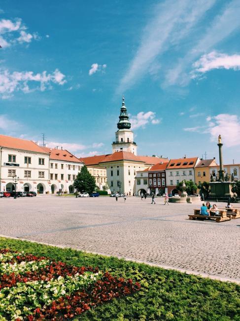 Arcibiskupský zámek Kroměříž