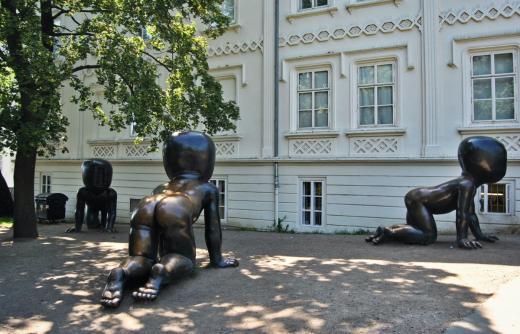 Babies (socha Miminka)