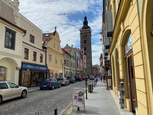 Černá věž České Budějovice