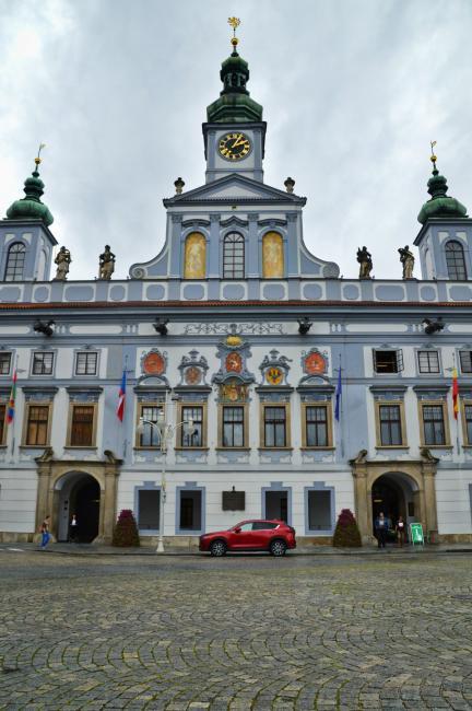 Českobudějovická radnice