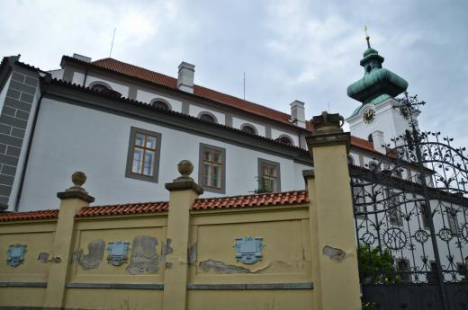 Klášter dominikánů v Č. Budějovicích