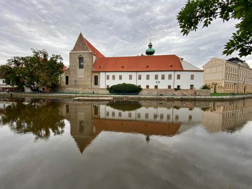Klášter dominikánů v Českých Budějovicích