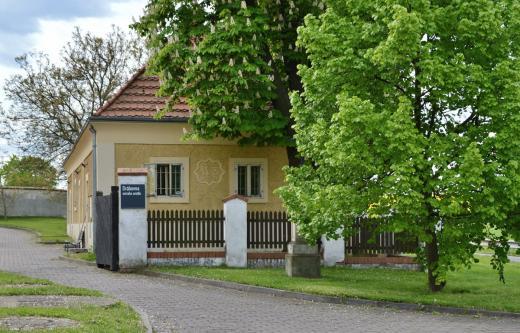 Drábovna - zámecký areál Ctěnice