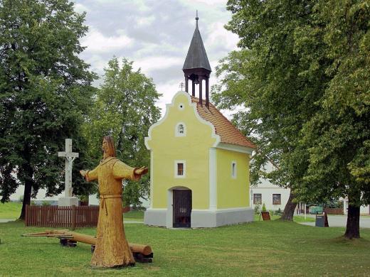 Vesnická rezervace Holašovice (Památka UNESCO)