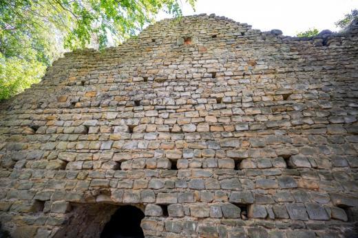 Zřícenina hradu Zbirohy