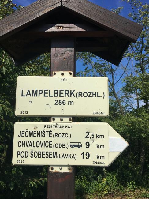 Hrádek Lampelberk