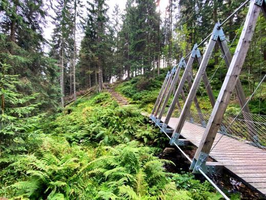Idin most u Hrnčířských bud