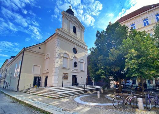 Jihočeská filharmonie v Českých Budějovicích