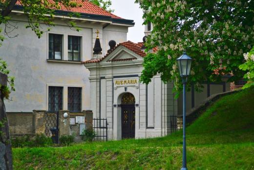 Kaple Panny Marie Šancovské