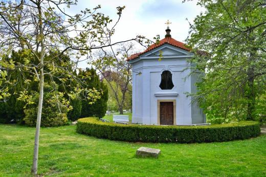Kaple sv. Terezie z Ávily