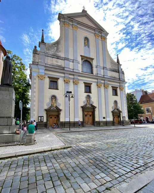 Katedrála svatého Mikuláše v Českých Budějovicích